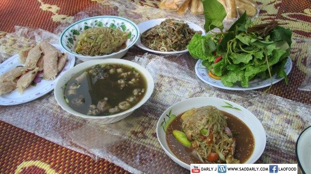 how to cook lao food