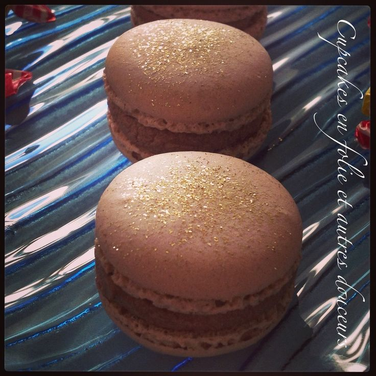 Macarons Choco/Carambars