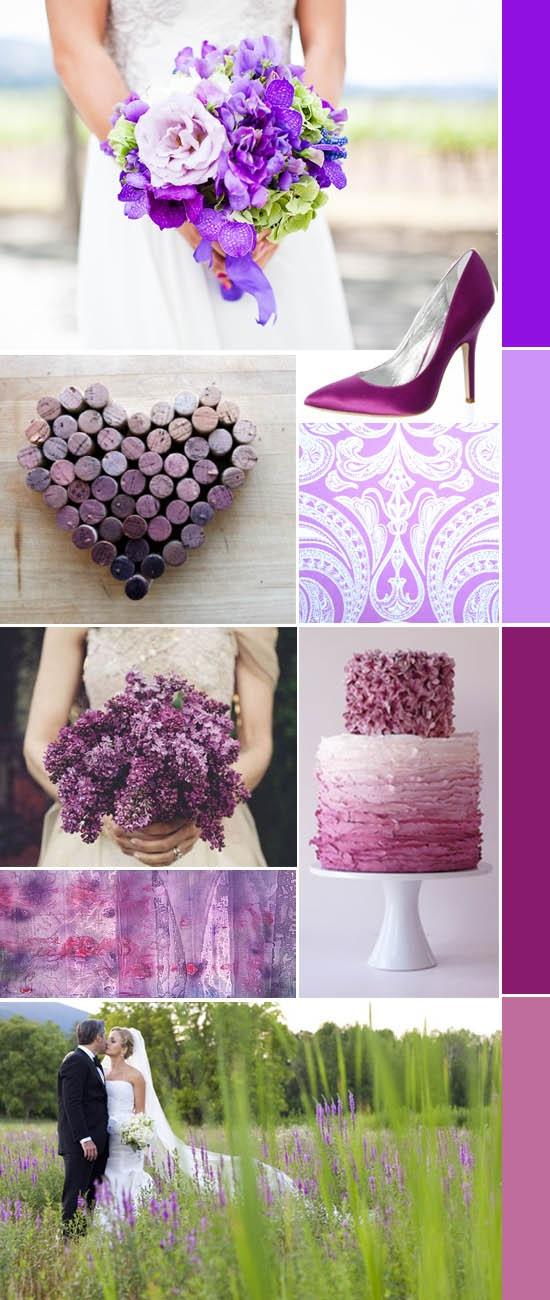 purple is so elegant!: Purple Wedding Theme, Wine Corks, Shades Of Purple, Winestainedcork Heartshap, Lavender Weddings, Purple Colors, Colors Schemes, Wedding Colors, Corks Heart