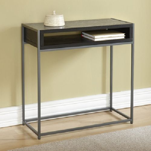 Thin Console Table: No Need to Confuse for the Placement