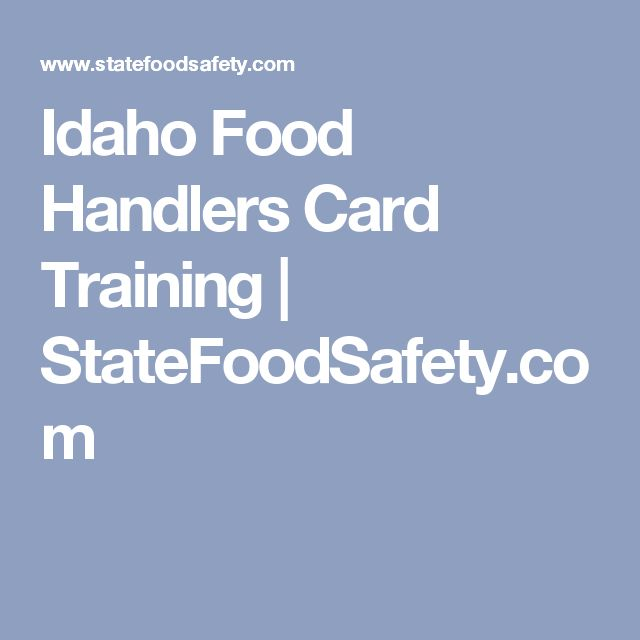 how to get a food handlers license in texas
