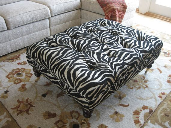 Custom Ottoman Creations Your fabric Your by CustomOttomanDesigns