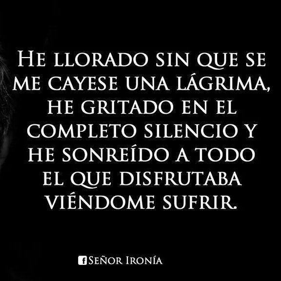 "24 Me gusta, 2 comentarios - Viviana Cardona (@vivianacar18) en Instagram: ""regram @senor_ironias #señor #señorsarcasmo #señorironia #frases #1k #10k #senorironias…"""