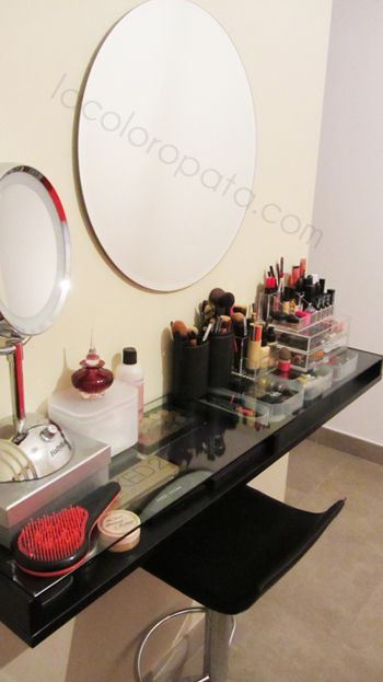 1000 images about vanities make up organization on - Ideas de tocadores ...