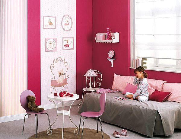 ¿Quieres decorar la habitación de la peque de la casa? Aquí te dejamos una idea para decorar con encanto su cuarto. ¡¡Quedará encantada!!  http://decoracion.in/dormitorio/ideas-detalles-dormitorio-ninas