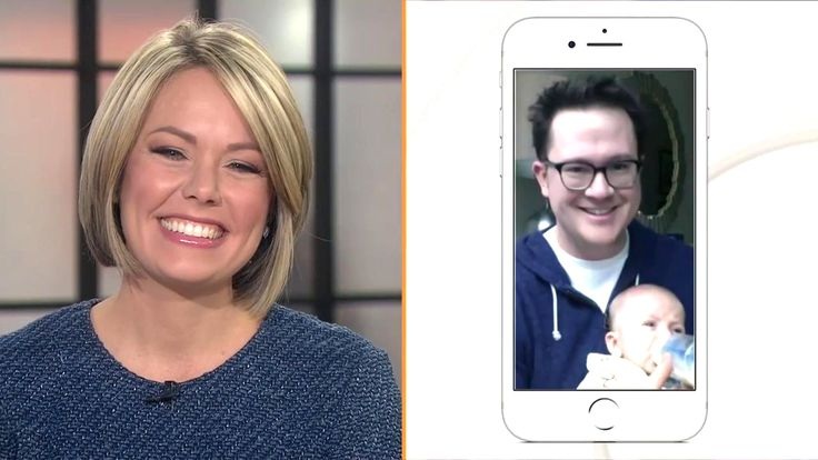 Dylan Dreyer's back! See how her husband Brian and baby Calvin are doing at home