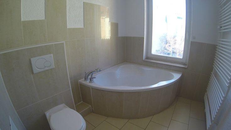 2er WG taugliche  #Mietwohnung mit 2 gleich großen Zimmern und  #WestBalkon