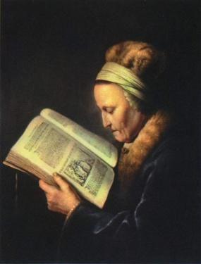 Cristofano Allori, Tête d'une femme