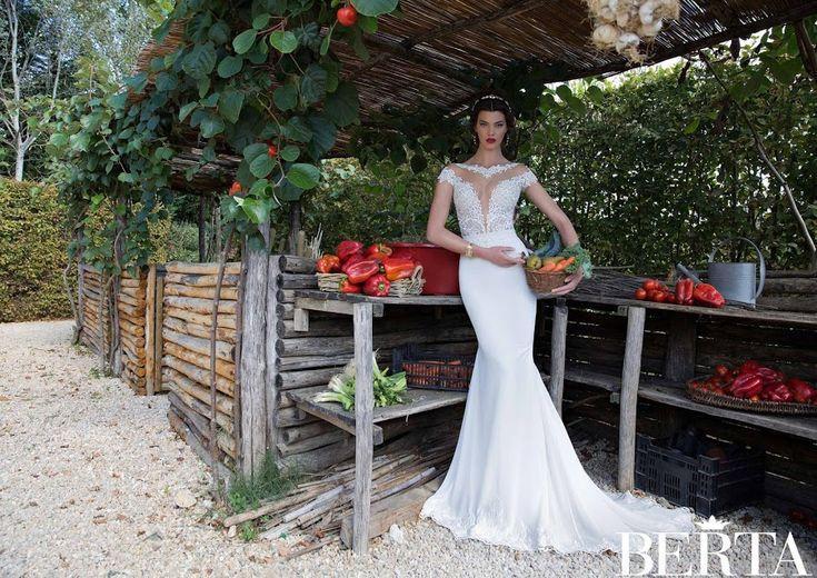 Los espectaculares vestidos de Berta Bridal | Bodas