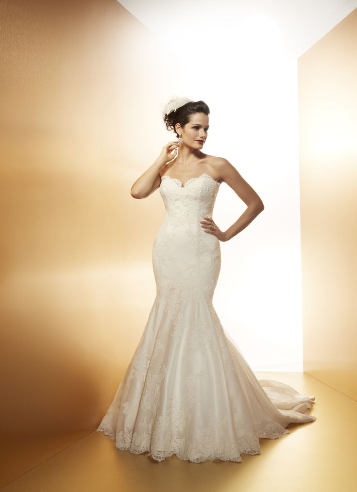 Amelie by Matthew Christopher | Available at Pearl Bridal House