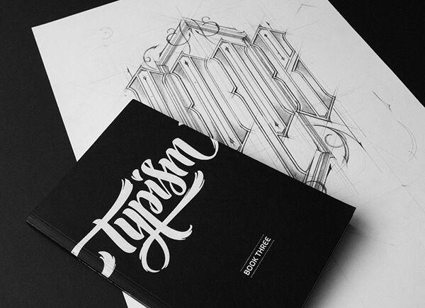 Christmas card calligraphy inspiration