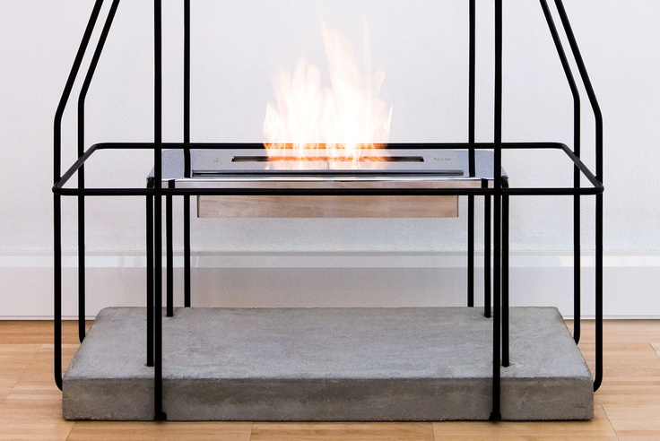 17 best images about bioethanol fireplaces on pinterest - Caminetto bioetanolo design ...
