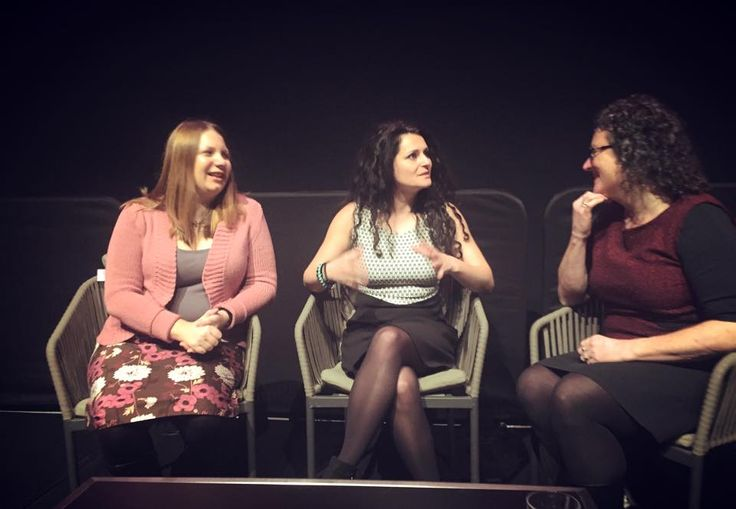 2015 Melbourne Writers Festival, Coming of Age panel Amra Pajalic and Demet Divaroren, moderated by Angela Savage