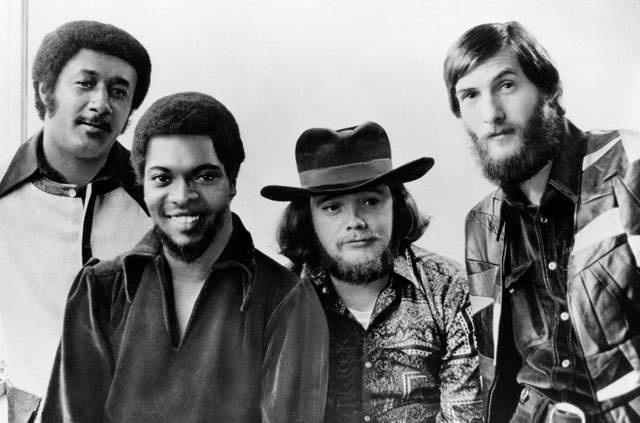 Booker T and the MGs (Al Wilson Jr, drums; Booker T, keyboards; Duck Dunn, bass; Steve Cropper, guitar)