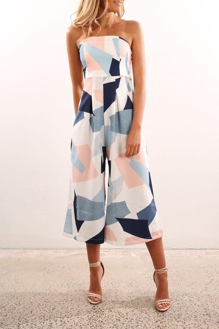 Agnew Jumpsuit Multi   Women's   Jean Jail   Clothes Online   Shoes   Womens Fashion   Mens Fashion