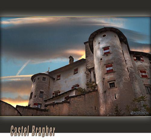 Bragher Castle - Val di Non Taio