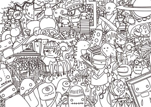 54 Best Images About Doodles On Pinterest