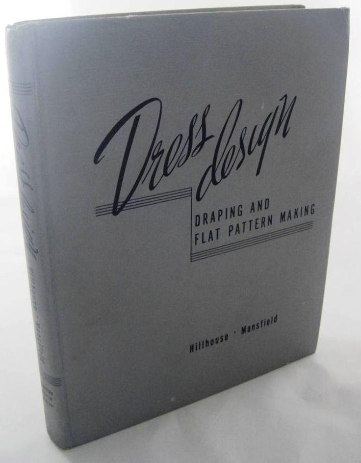pattern making books for fashion design pdf