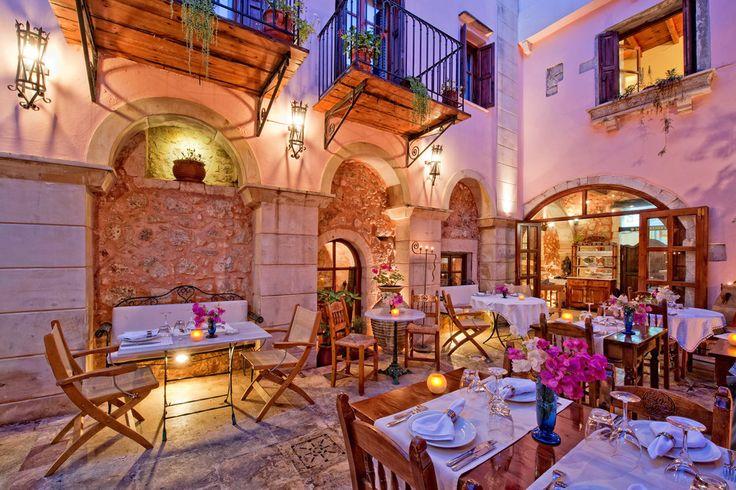 Veneto House, Rethymno, Crete