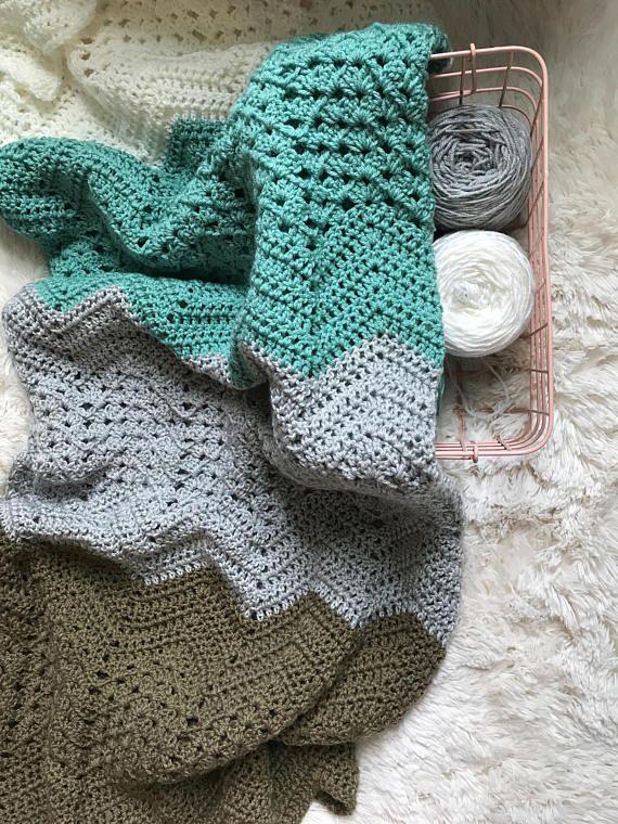 60 besten Blankets Bilder auf Pinterest | Crochet afghans ...