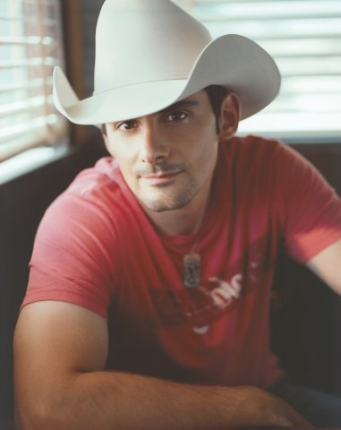On #Wheelhouse, Brad Paisley's singing fresh, tuneful, unexpectedly deep stuff - no trucks, rednecks or drinking here! Click to listen to his latest album on Rhapsody!