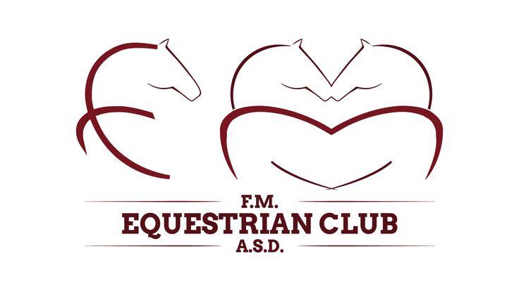 A.s.d. F.M. Equestrian Club - Logo Design