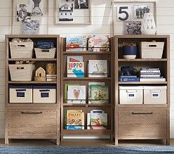 Storage Event: 20% off wall systems, bookcases & more | Pottery Barn Kids