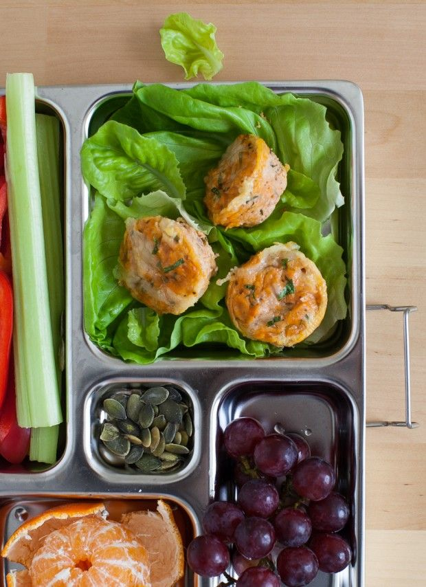 Feed a child, nourish a mind (Recipe: Tuna Cheddar Lunchbox Bites)
