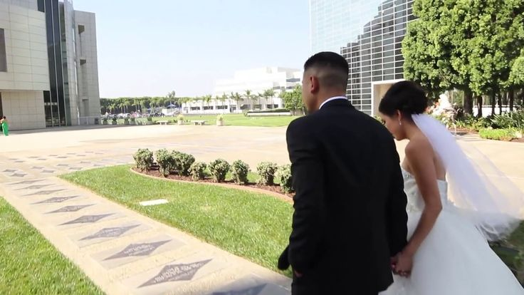 Wedding Highlight Of Helen And Billy In Orange County