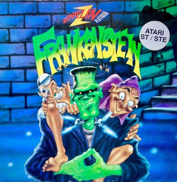 AtariCrypt: Frankenstein