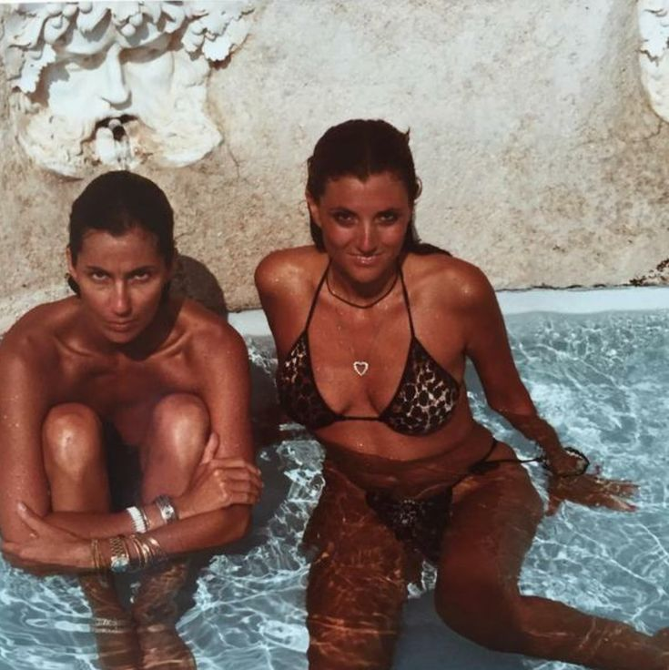 Cher News: GALLERY! Cher Comments On Topless Pool Photo -- Our Favorite Cher Beach and Pool Pics!