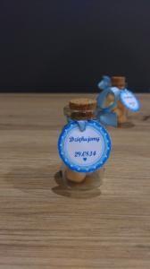 Kup teraz na allegro.pl za 2,69 zł - Podziękowania dla gości wesele,chrzciny słoiczki (5634655254). Allegro.pl - Radość zakupów i 100% bezpieczeństwa dla każdej transakcji!