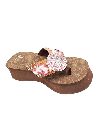 104 Best Western Flip Flops With Bling Images On Pinterest