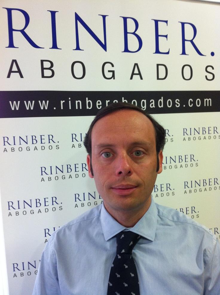 Abogado Malaga, Manuel Rincón Bernal, Abogado, Socio y Director de la firma RINBER Abogados Málaga.  www.rinberabogados.com