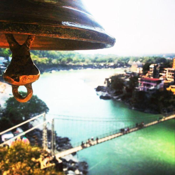 Ganga:spiritualism at Rishikesh
