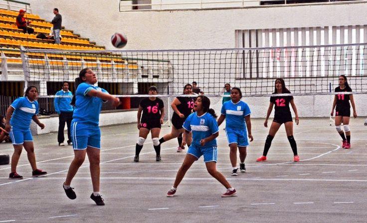 Definen selección Estatal de Voleibol de Sala rumbo a la ON 2015 ~ Ags Sports
