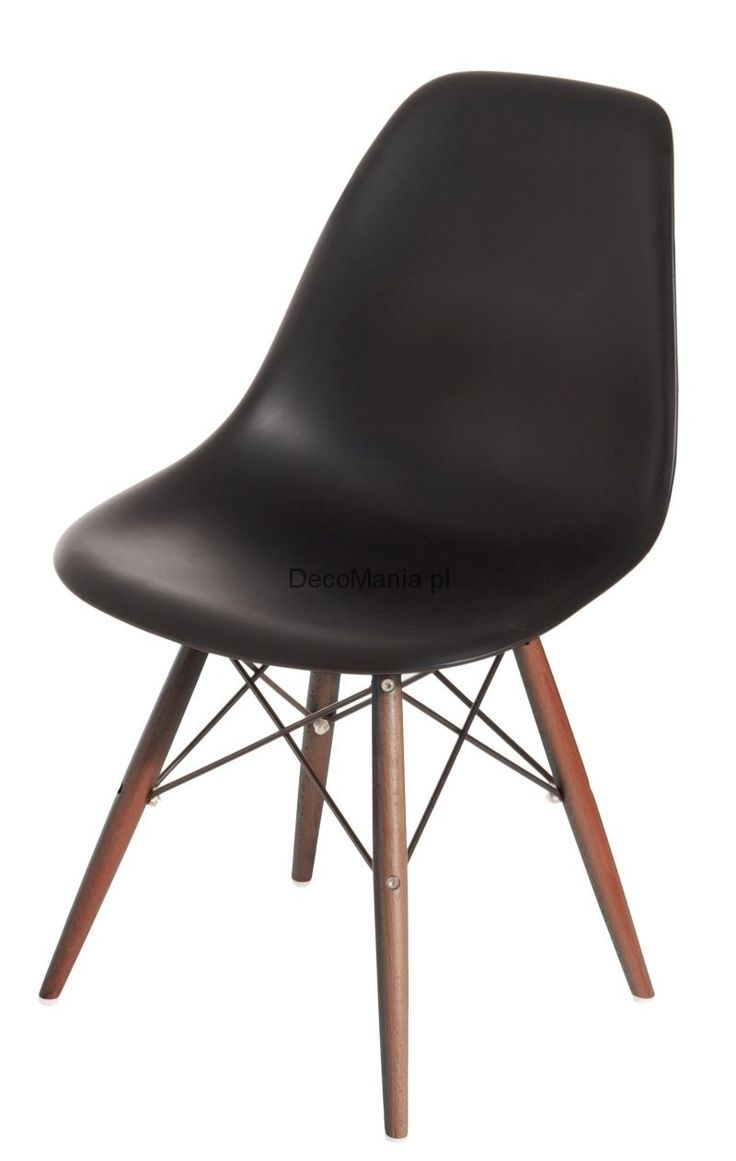 Krzesło D2 P016W PP  o wymiarach: wys. 81 cm, szer. 46 cm, gł. 40 cm