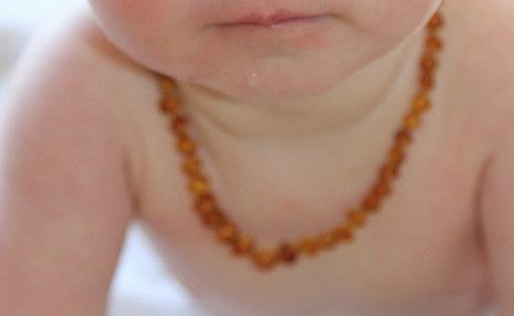 Let's check the science: Amber teething necklaces - should babies wear them? My grandchildren are all past the age when teething is a big problem, but I still shudder when I see small children wear...