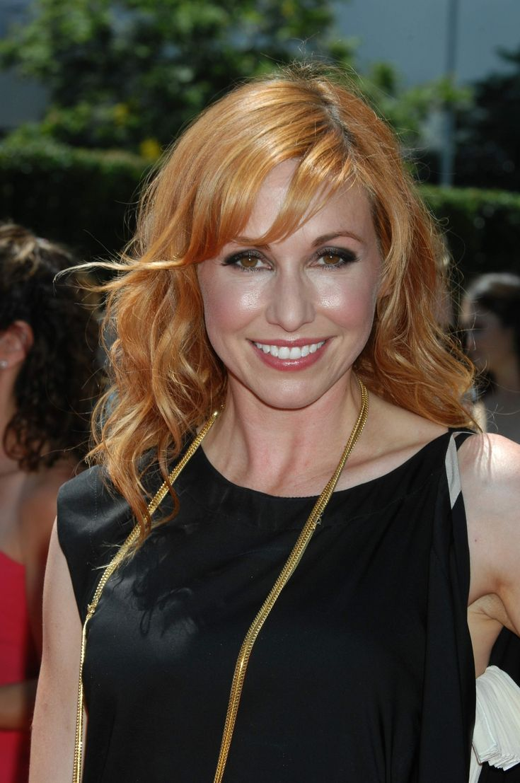Kari Byron - copper blonde - Peerie Profile