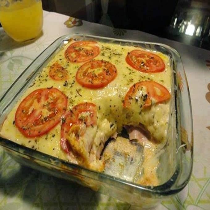 Receitas de Misto quente de forno, tudo de gostoso, você só encontra aqui!