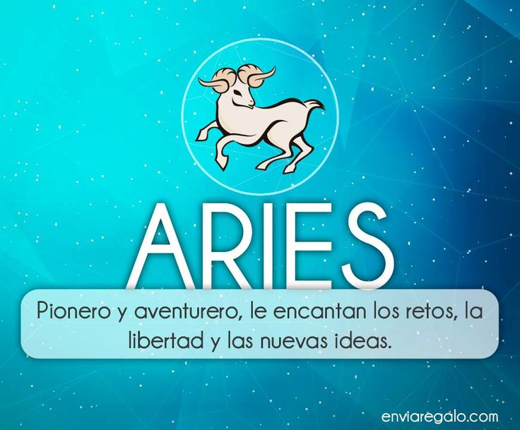 Eligiendo el regalo perfecto para un hombre Aries #ARIES #horóscopo #pionero #aventurero #retos #libertad enviaregalo.com