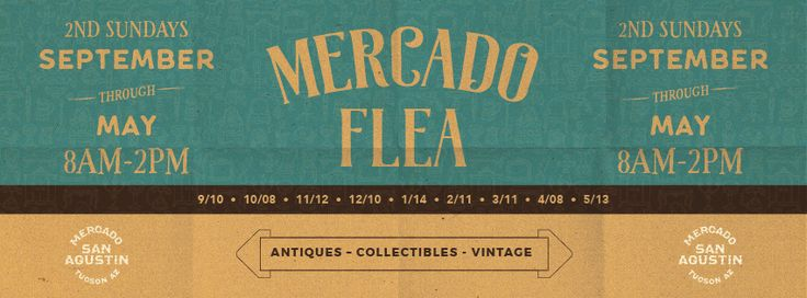 Mercado Flea Market - Mercado San Agustin