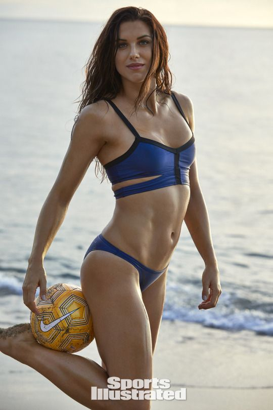 Alex Morgan Nude & Topless ULTIMATE Collection - Scandal