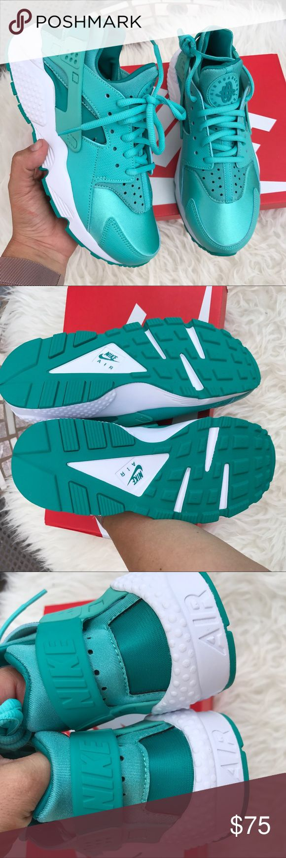 NIKE WOMENS AIR HUARACHE MINT/TEAL SIZE 8 new NIKE WOMENS AIR HUARACHE MINT/TEAL SIZE 8 new 100% authentic (i keep proof of purchase for all my items) itemcloset#trethr Nike Shoes https://tmblr.co/Z1jewd2LZFvg0?m4