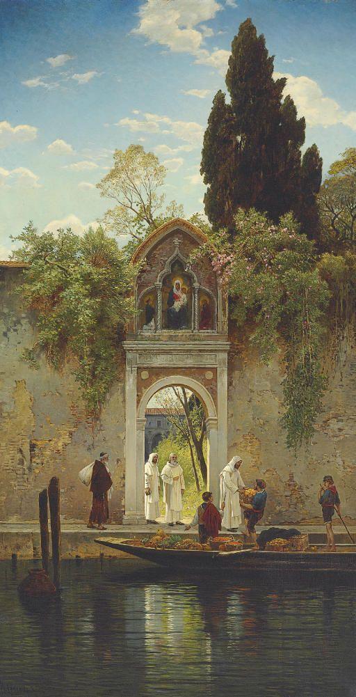Hermann David Salomon Corrodi (1844-1905) (56 работ)