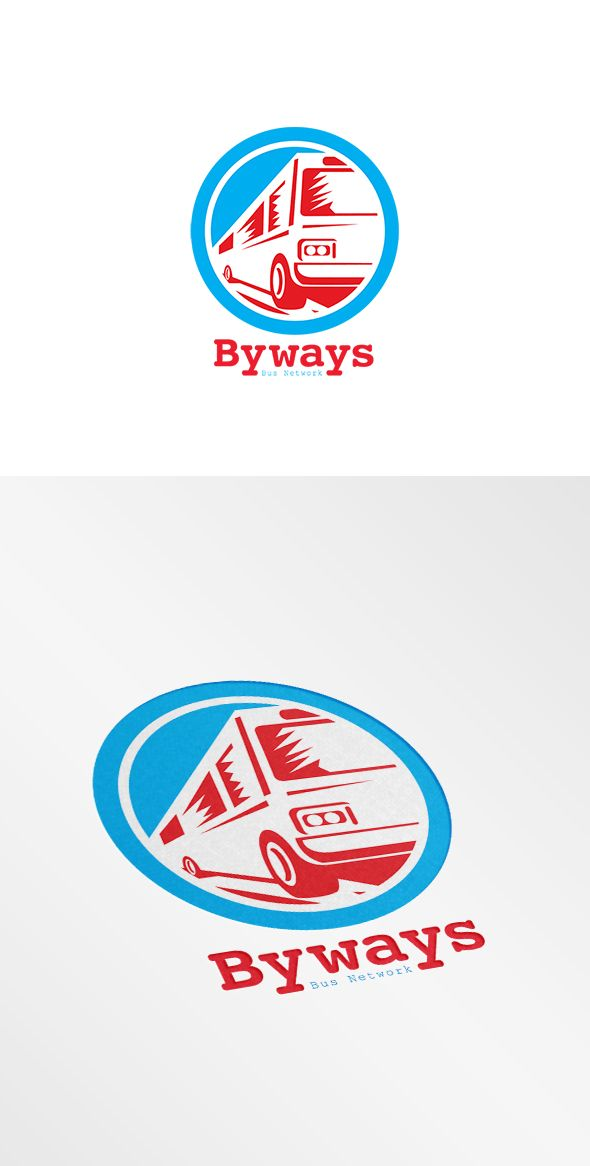 Byways Bus Network Logo