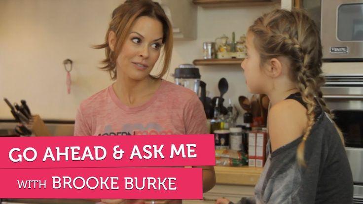 Brooke Burke on Secrets, Bad Behavior and Cheating - Go Ahead & Ask Me
