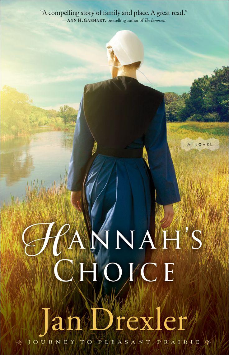 Jan Drexler - Hannah's Choice / #awordfromJoJo #CleanRomance  #ChristianFiction #JanDrexler
