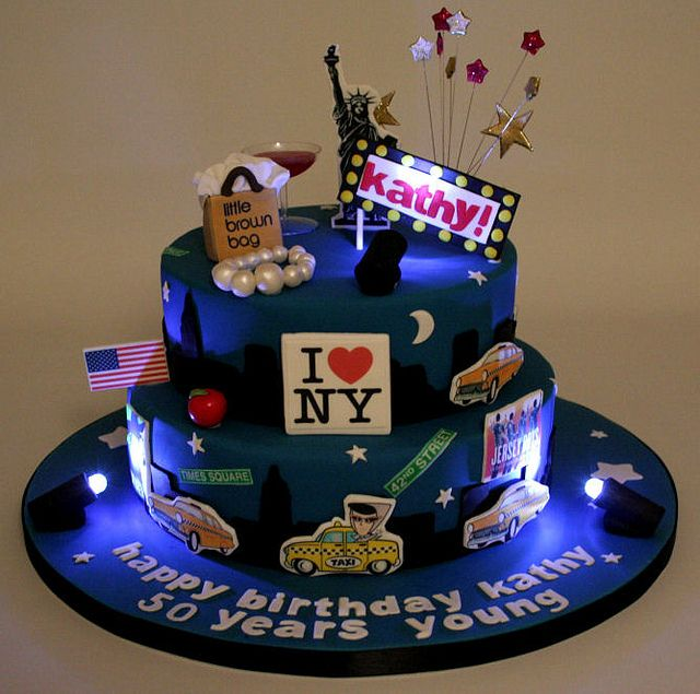 224 Best Images About 2 # Cakes - City On Pinterest