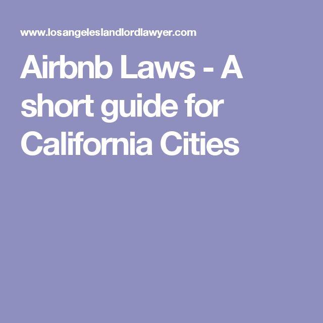 Long Beach Short Term Rental Laws